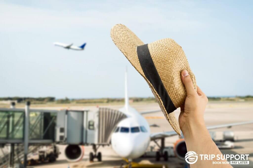 Airport hat