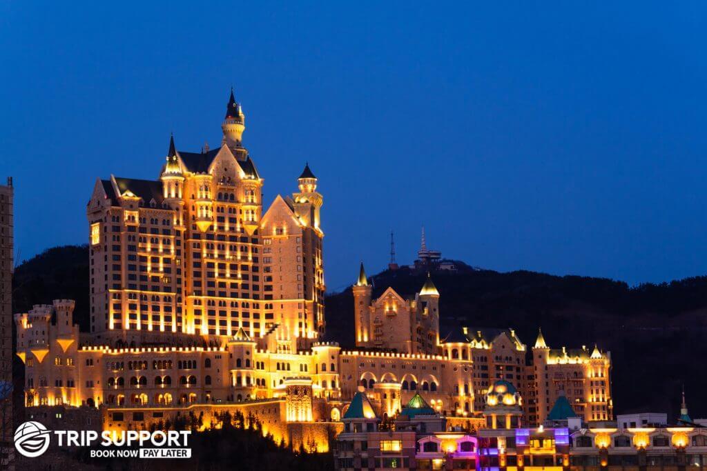 Castle Dalian