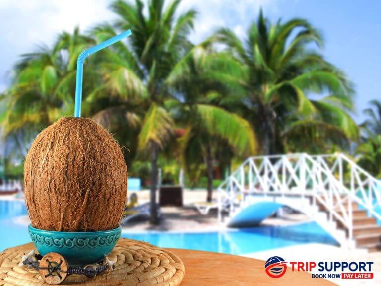 Cayo Cruz Coconut