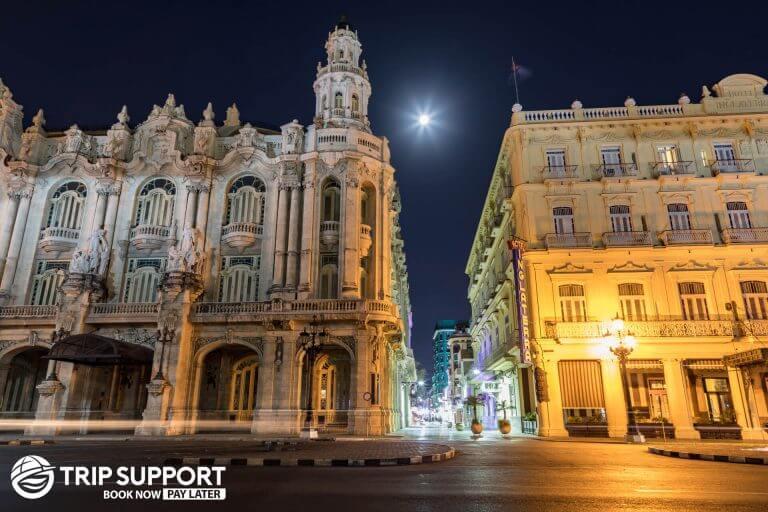 Old Havana Night