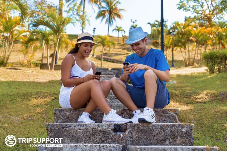 Manzanillo de Cuba Couple