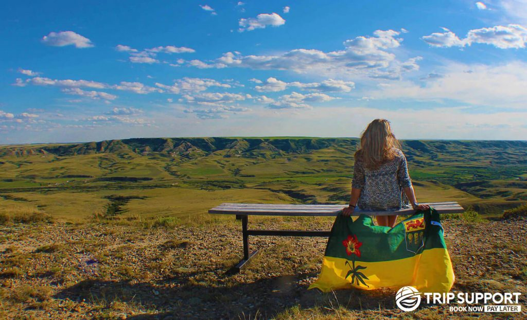 Natures Struggle Saskatchewan