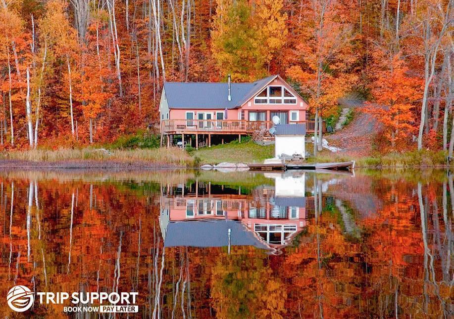 Ontario's Lake Muskoka