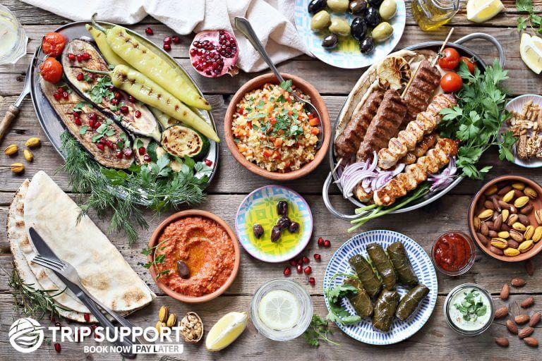 Food & Restaurants in Athens