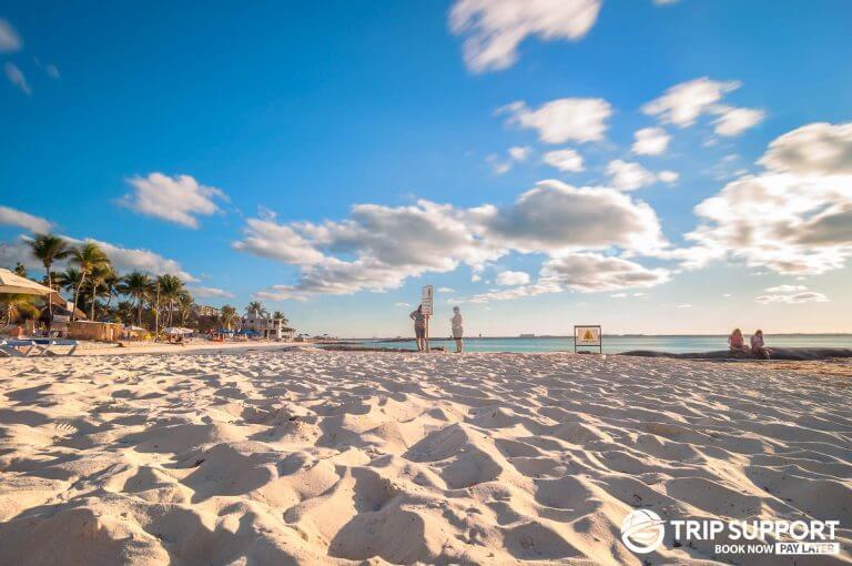 about Playa Mujeres