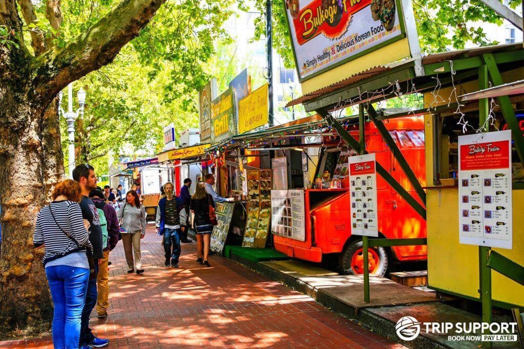 Portland Food Market