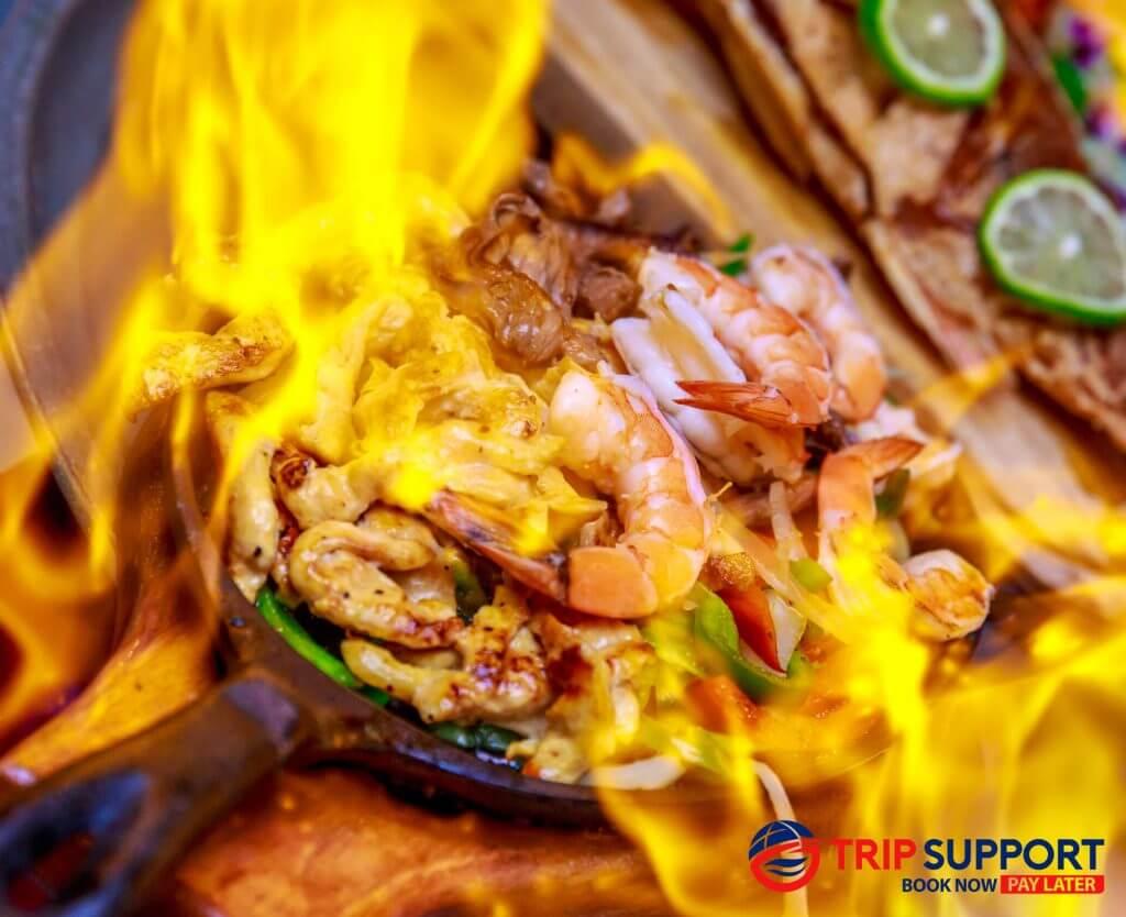Puerto Vallarta foods