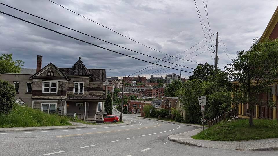 Sherbrooke, Quebec