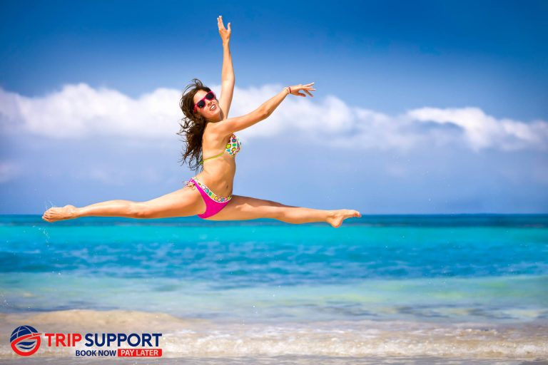 Varadero Jumping Girl