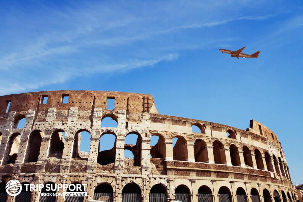Cheap Flight to Rome