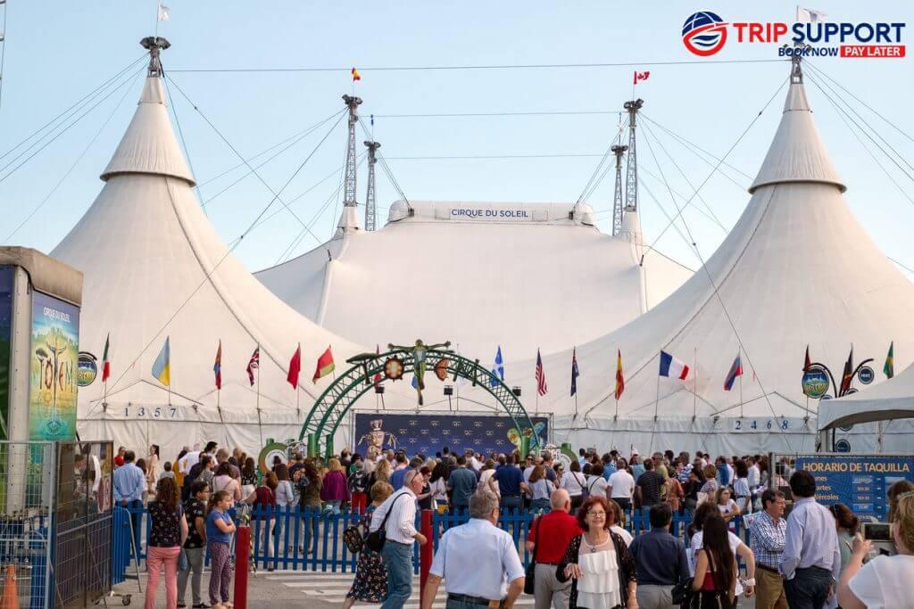 Las Vegas: Cirque du Soleil