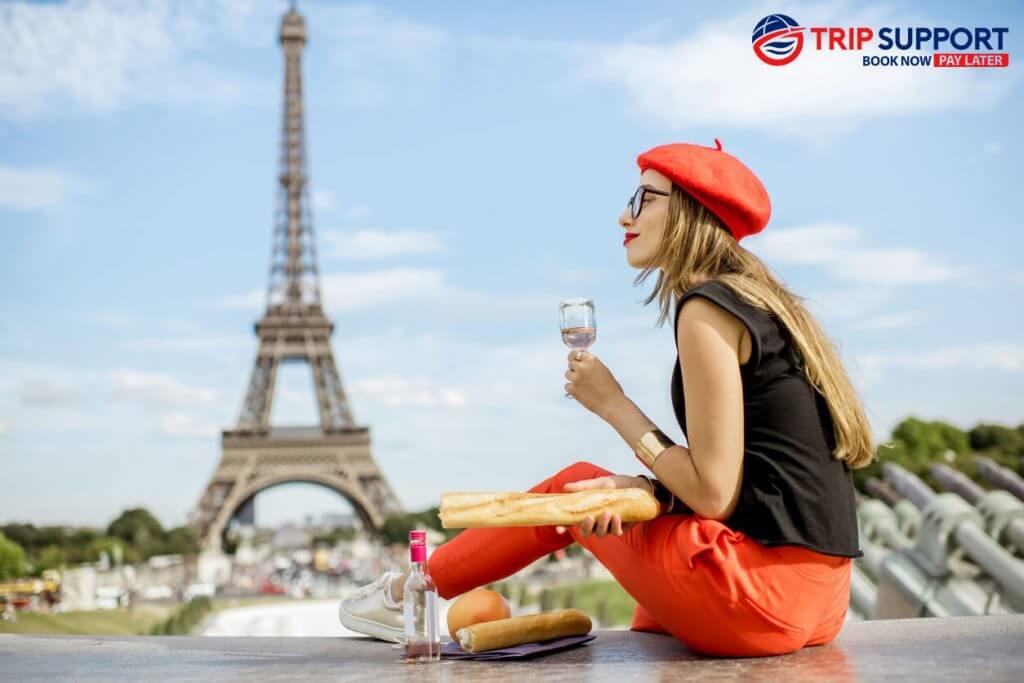 Flight to France 3