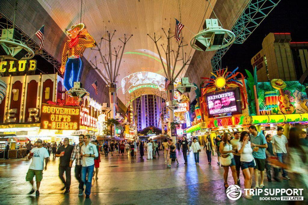 Las Vegas: Fremont Street