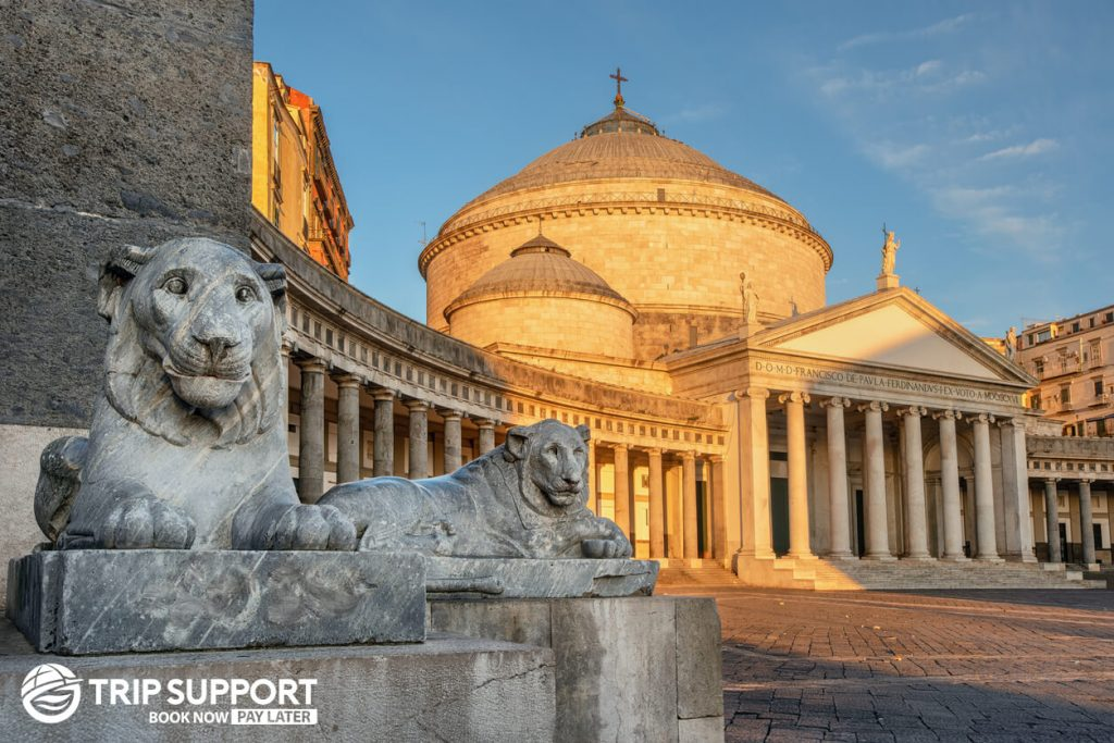 Naples Historical Landmark