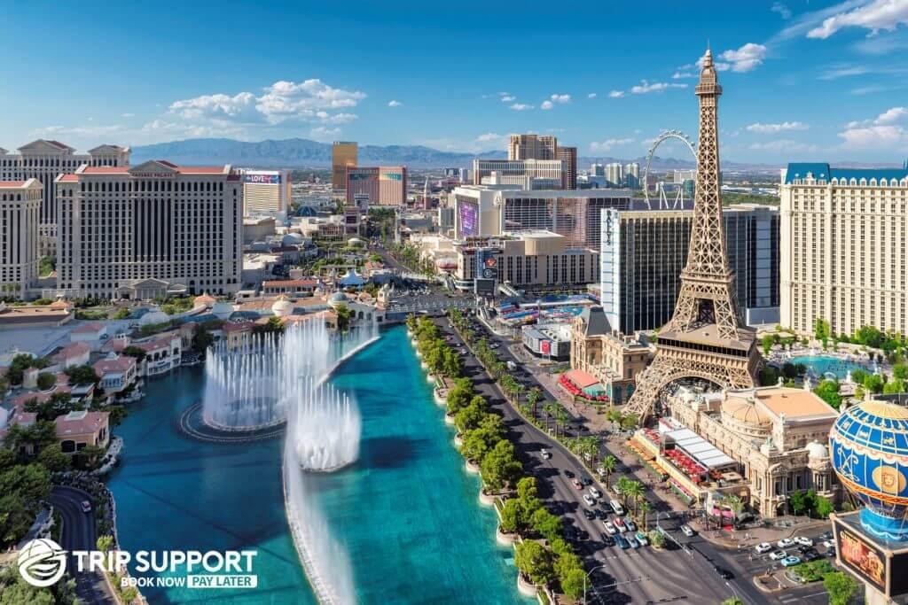 Roam the Las Vegas Strip