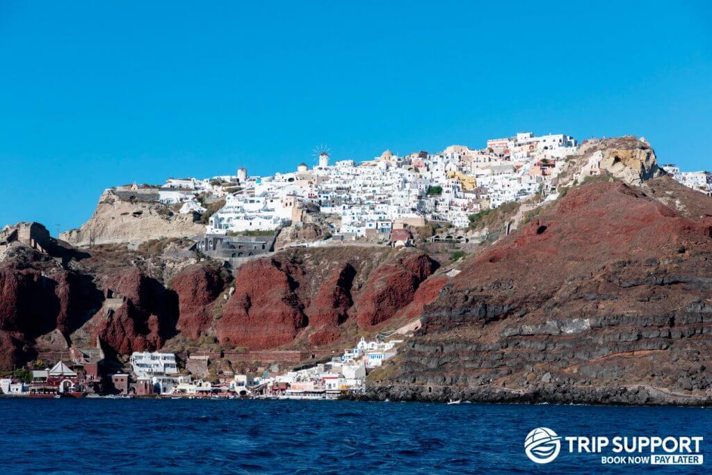 Santorini View 2