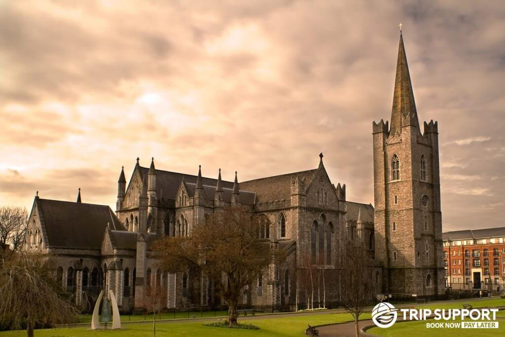 Dublin: St Patrick's Cathedral