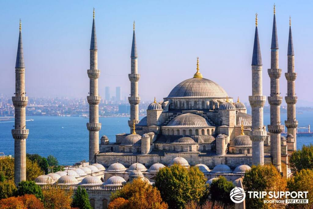 Istanbul: Sultan Ahmed Mosque