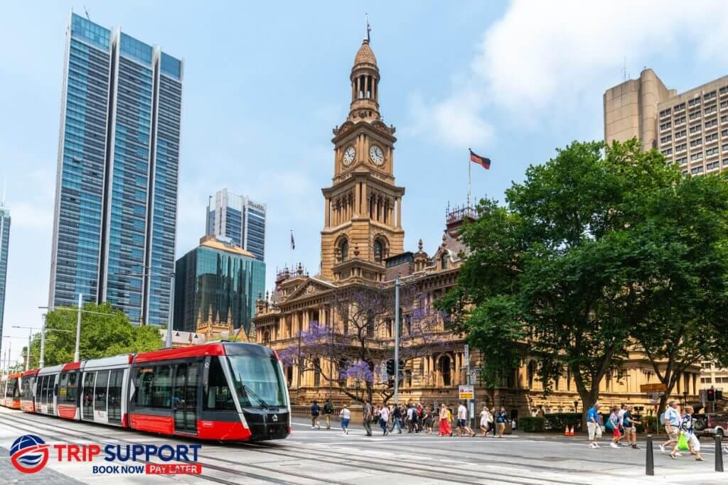 View of Sydney 2