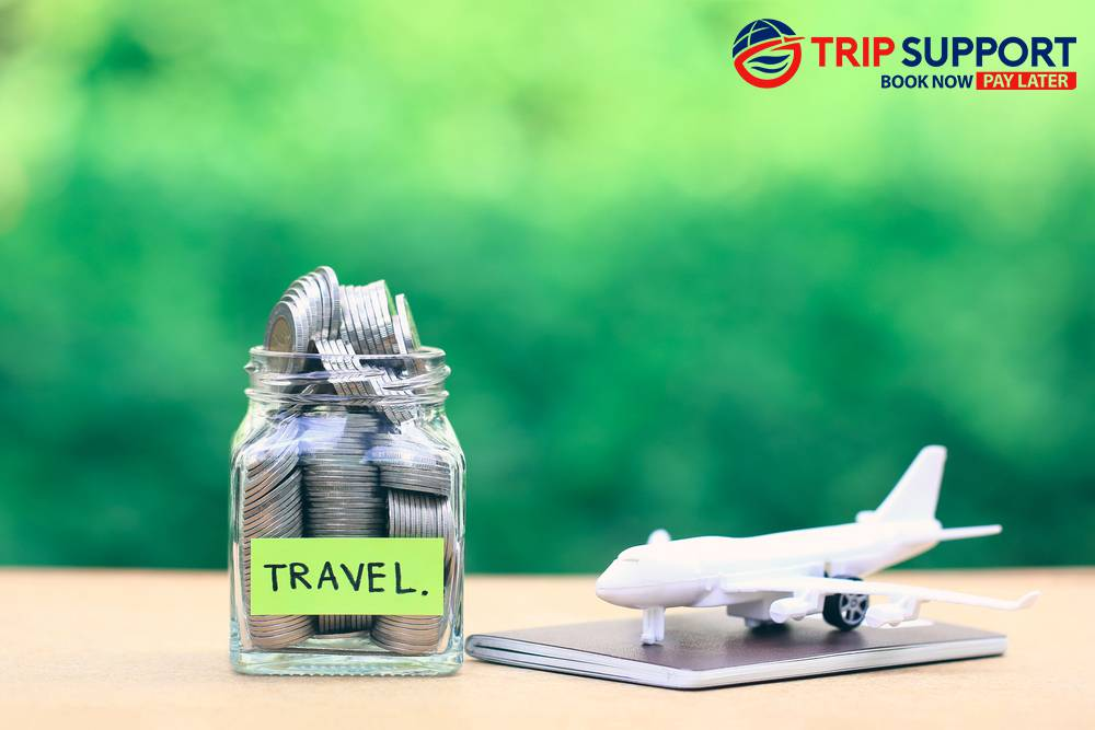 Travel Support Book Now Pay Later plan