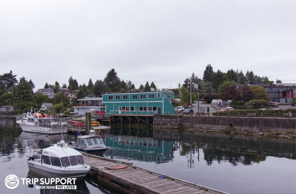 historical town of Ucluelet