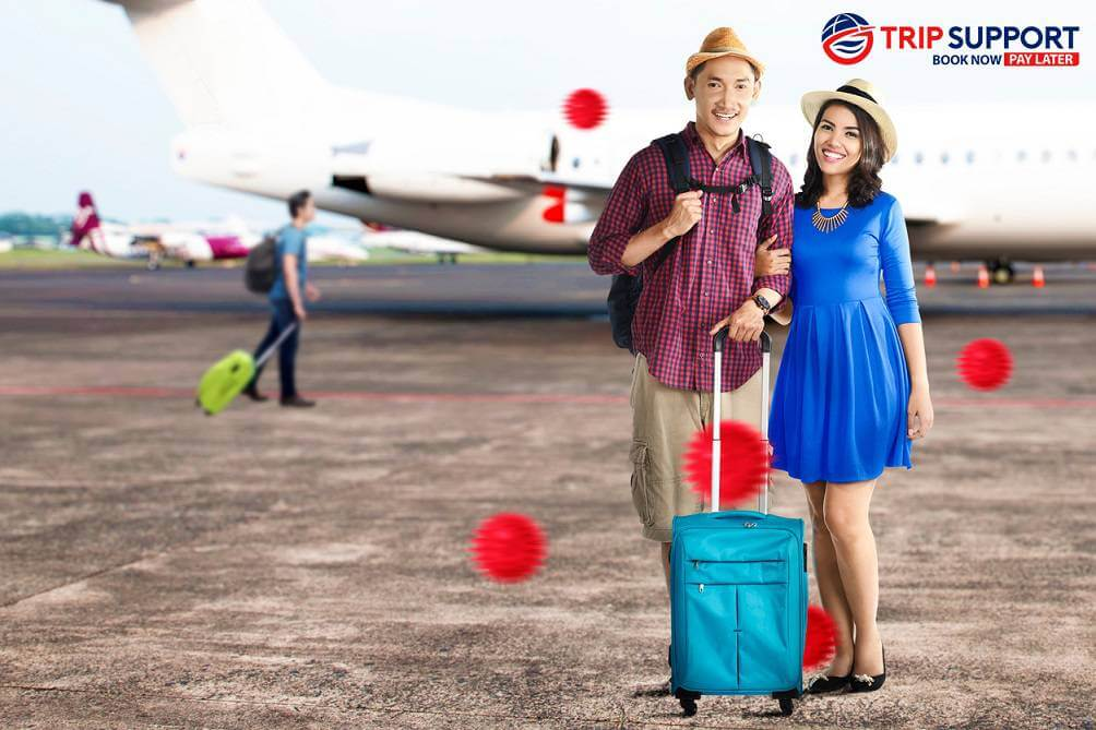 Travel now pay later no credit check