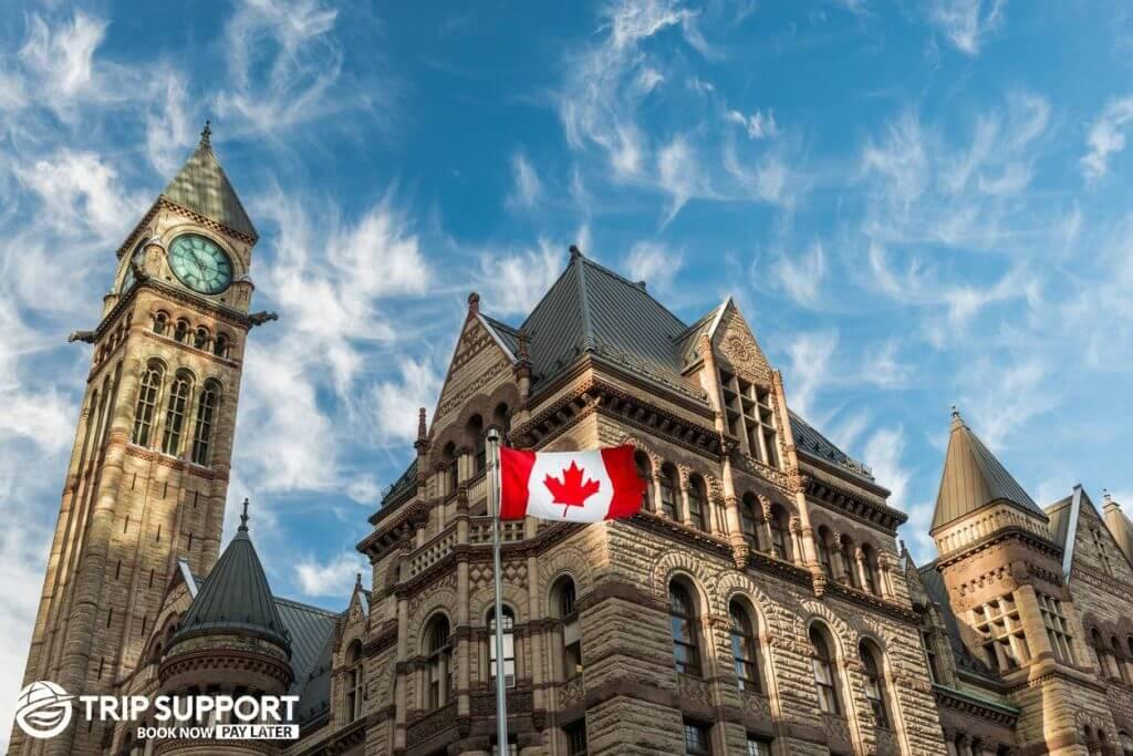 Beautiful Canadian Cities