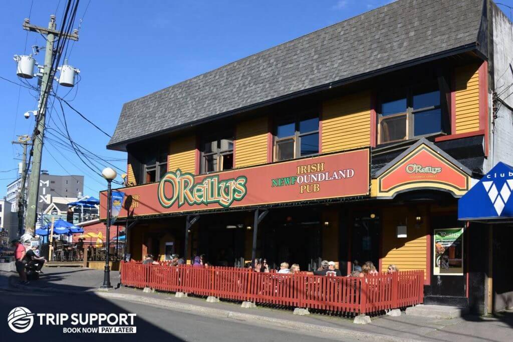 Dildo and St. John's, Newfoundland