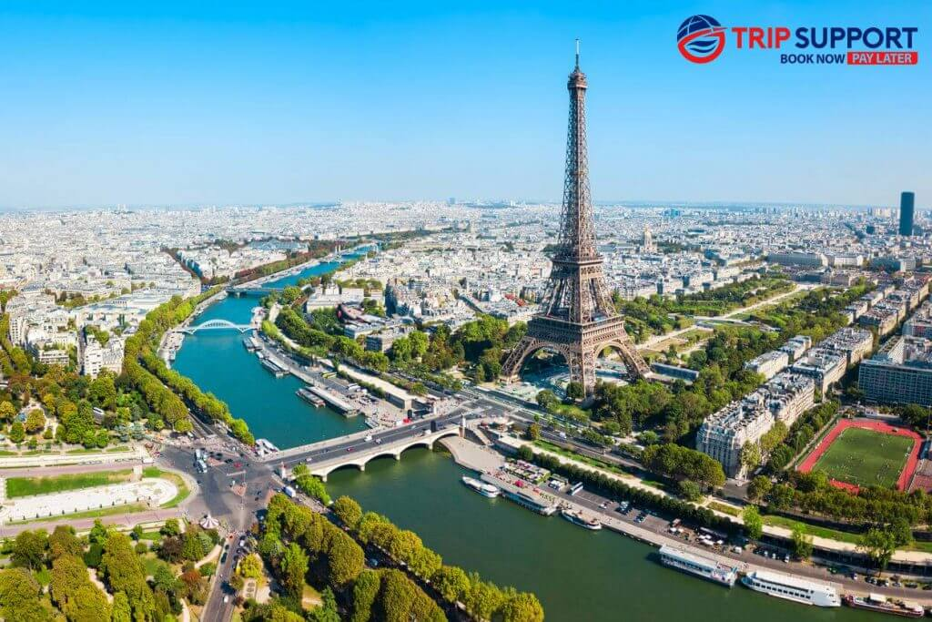 5 star hotels in paris near eiffel tower