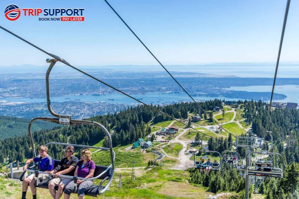 grouse mountain paragliding-1