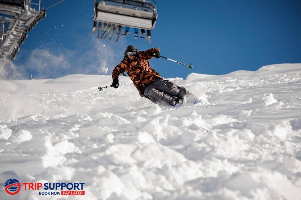 Monarch Ski